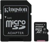 Kingston Canvas Valitse MicroSD 80R + -sovitin
