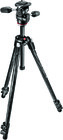 Manfrotto 290 Xtra Wood Road Head hiilikuitu