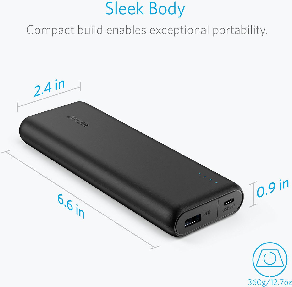 Anker PowerCore Speed 20000mAh PD