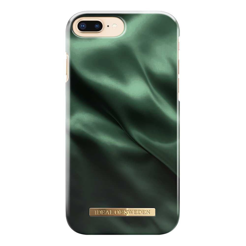 iDeal of Sweden Emerald Satin (iPhone 8/7/6(S) Plus)