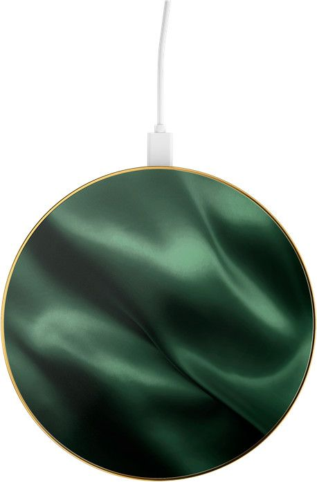 iDeal Of Sweden Emerald Satin Qi Charger