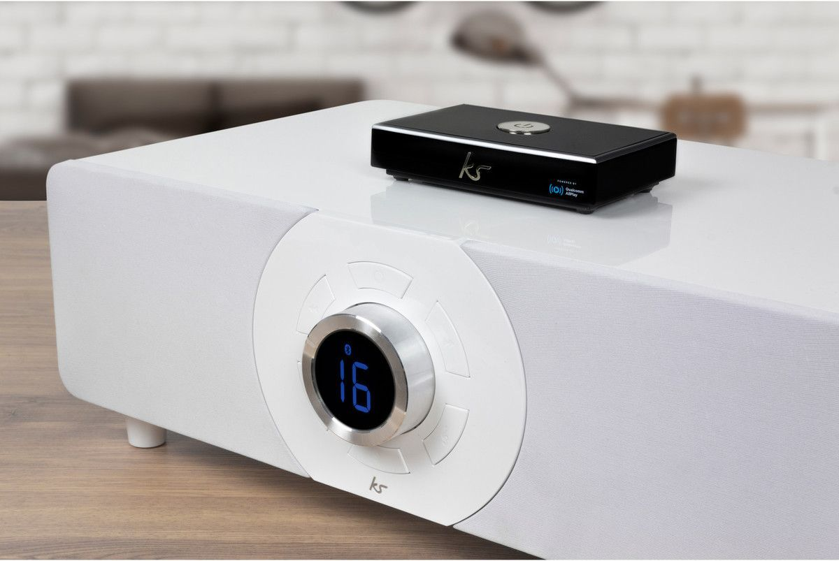 Kitsound Link Multiroom Audio